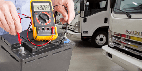 No-Charge Battery Service & Charging System Test