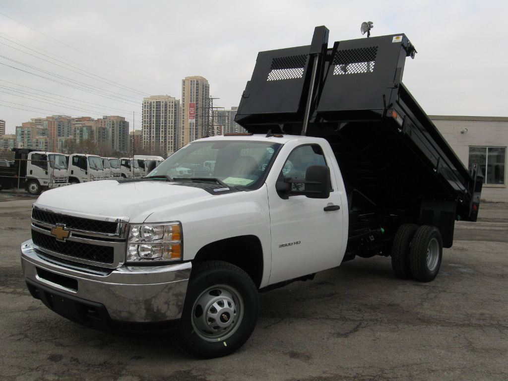 Chevrolet Dump Truck Upfit Options