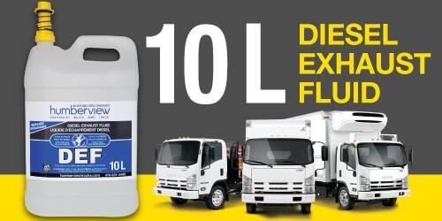 10L Diesel Exhaust Fluid Special