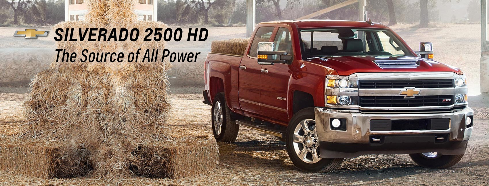 Chevrolet Silverado 2500 HD commercial pickup truck