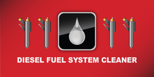 Isuzu Genuine Diesel Fuel System Cleaner