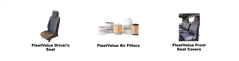 Humberview Trucks Isuzu Fleetvalue Parts Air Filters