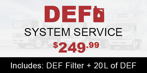 DEF System Service