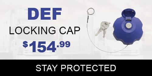 Locking DEF Cap