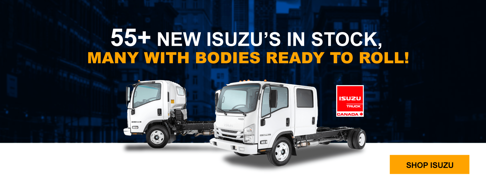 Humberview Trucks Isuzu Truck Dealer Toronto