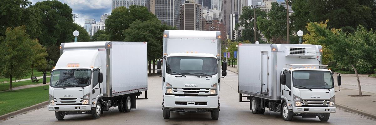 Isuzu Trucks in Chicago