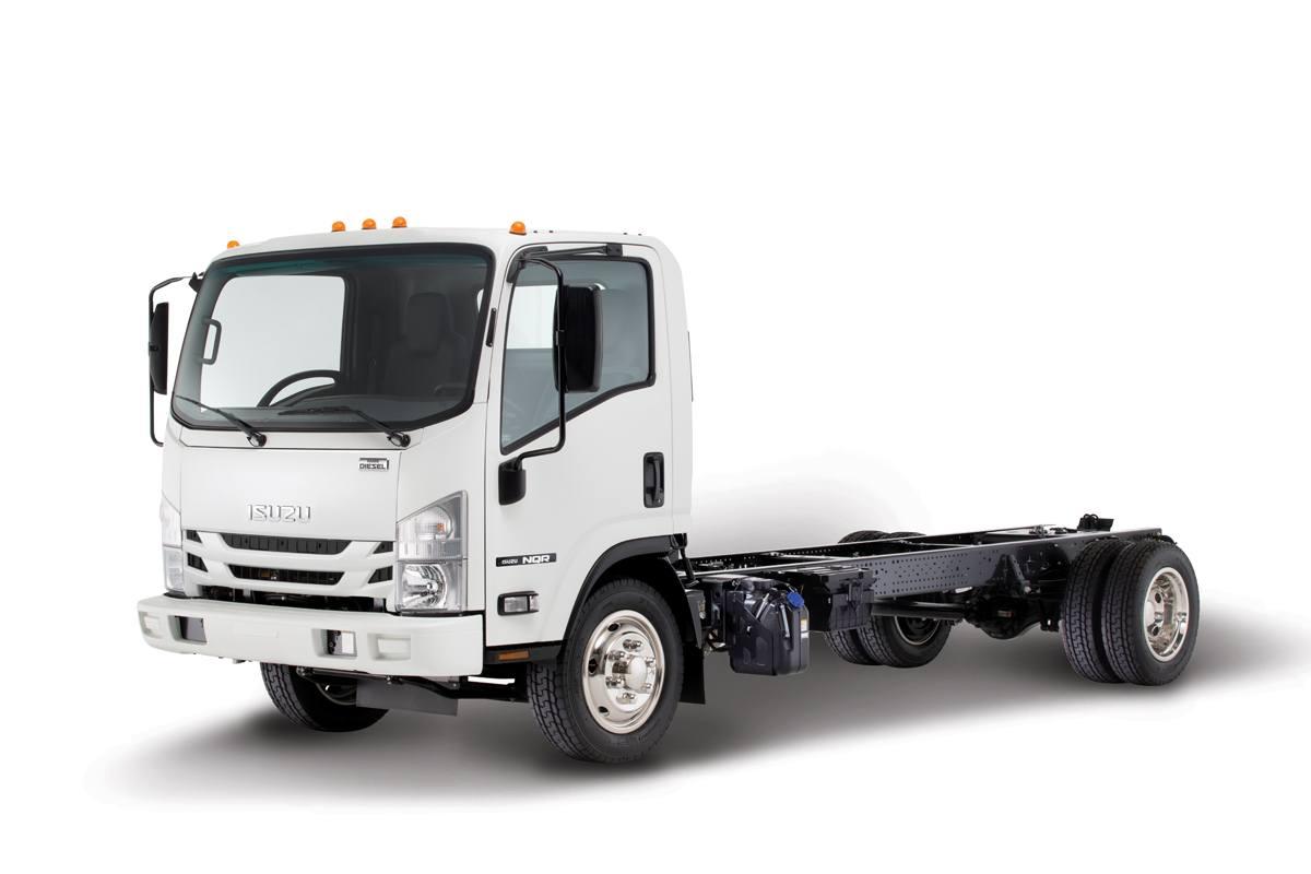 NQR (Diesel) Standard Cab