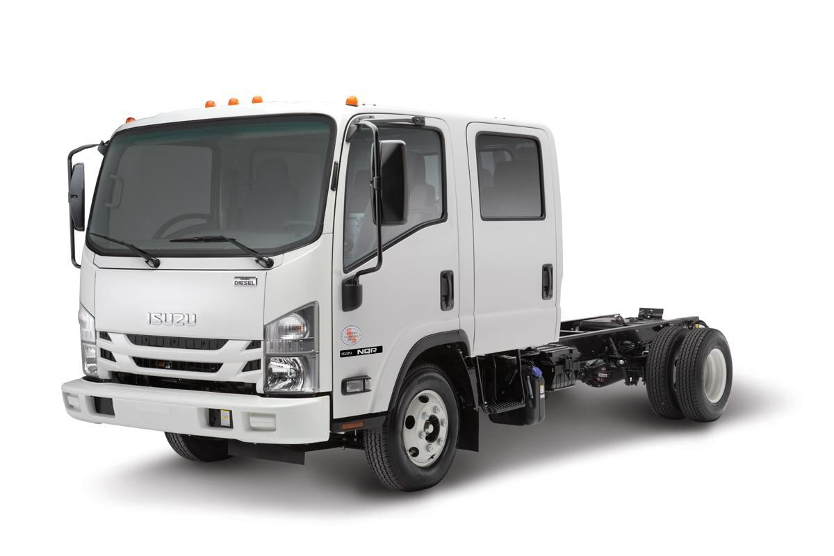 NQR (Diesel) Crew Cab