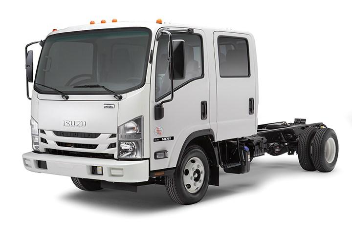 NRR (Diesel) Crew Cab