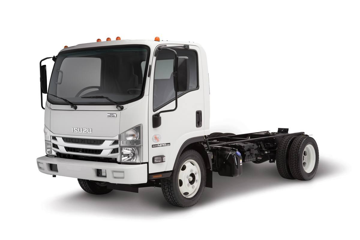 NPR-XD (Diesel) Standard Cab