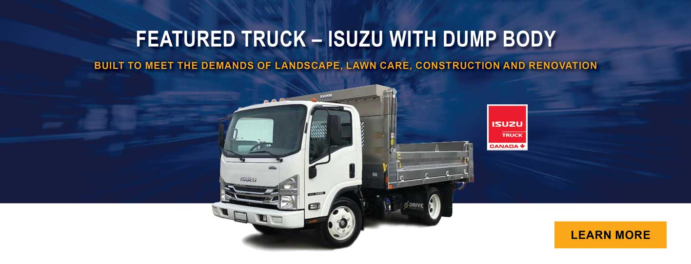 Landscape Trucks for Sale in Ontario - Humberview Trucks